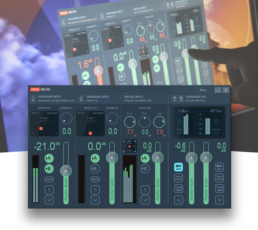 nvidia virtual audio device (wave extensible) (wdm) драйвер скачать